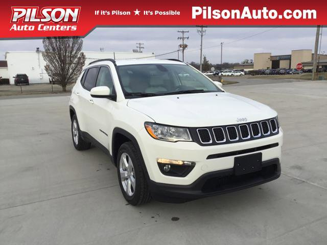New 2020 Jeep Compass in Mattoon, IL