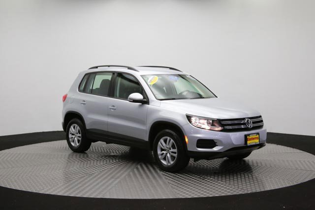 2017 Volkswagen Tiguan for sale 122838 42