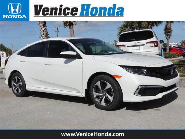 New 2020 Honda Civic Sedan in Venice, FL