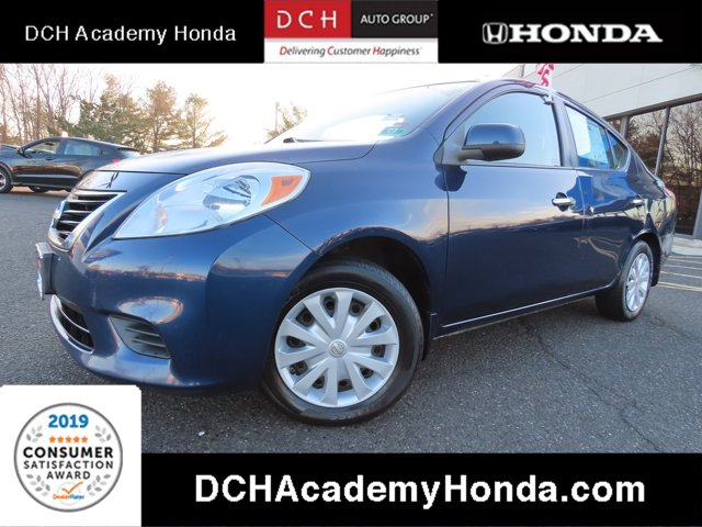 Used 2012 Nissan Versa in Old Bridge, NJ
