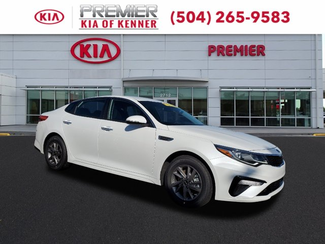 New 2020 KIA Optima in Kenner, LA