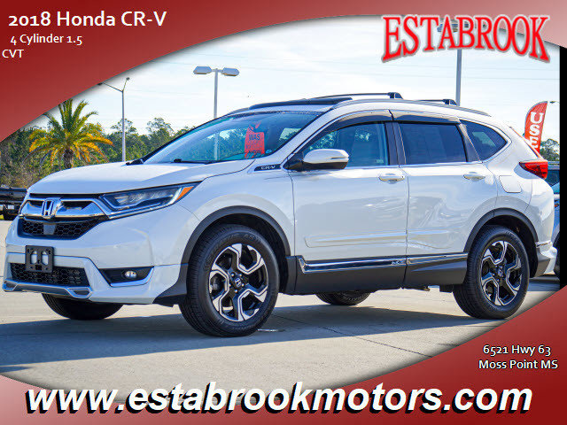 Used 2018 Honda CR-V in Moss Point, MS