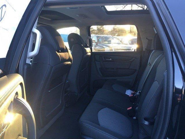New 2017 Chevrolet Traverse AWD 4dr LT w-1LT