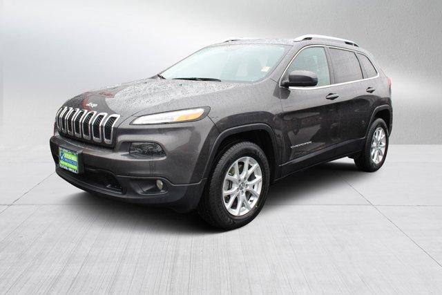 Used 2017 Jeep Cherokee in Tacoma, WA