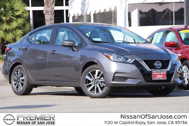 New 2020 Nissan Versa in San Jose, CA