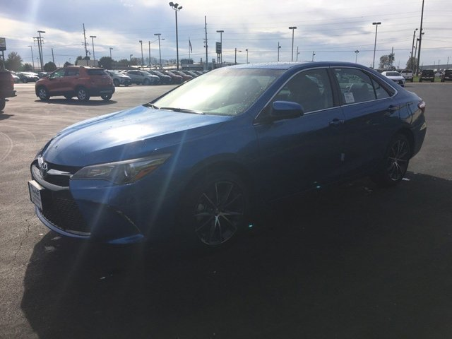 New 2017 Toyota Camry XSE Automatic