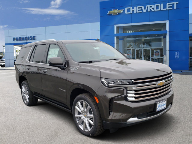 2021 Chevrolet Tahoe High Country 2WD 4dr High Country Gas V8 6.2L/ [13]