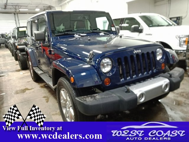 Used 2013 Jeep Wrangler Unlimited in Pasco, WA