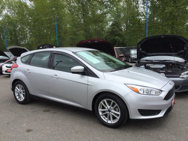 Used 2018 Ford Focus SE Hatch
