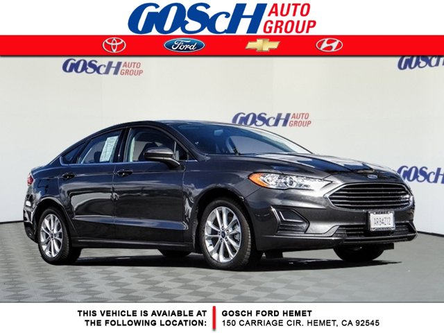 Used 2020 Ford Fusion Hybrid in Hemet, CA
