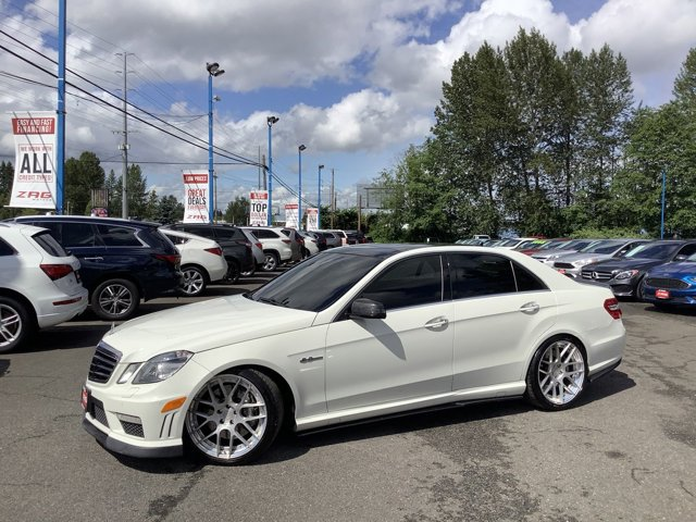 Used 2010 Mercedes-Benz 4dr Sdn E 63 AMG RWD