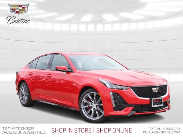 2020 Cadillac CT5 Sport 4dr Sdn Sport Turbocharged Gas I4 2.0L/ [16]