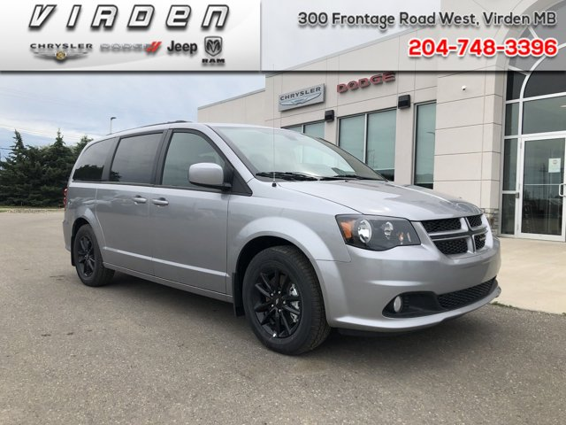 2020 Dodge Grand Caravan GT GT 2WD Regular Unleaded V-6 3.6 L/220 [4]