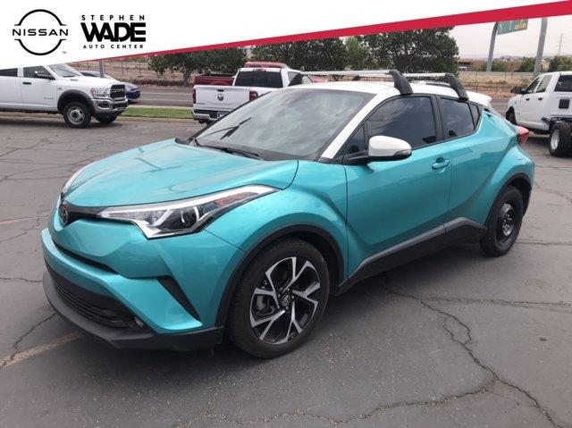Used 2018 Toyota C-HR XLE Premium