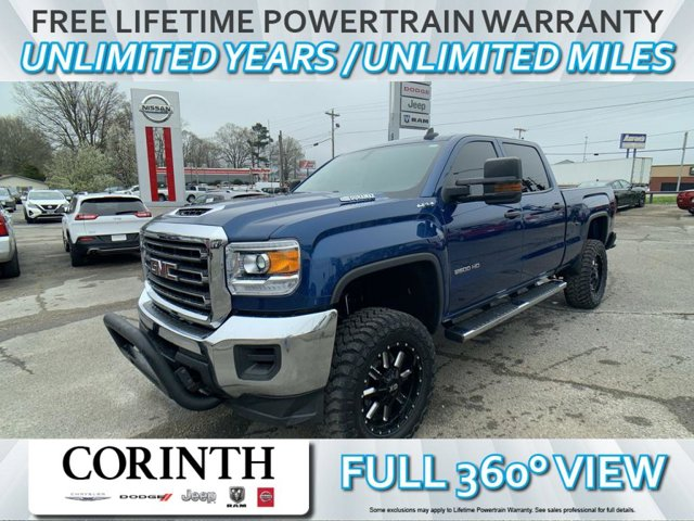 Used 2018 GMC Sierra 2500HD in Gadsden, AL