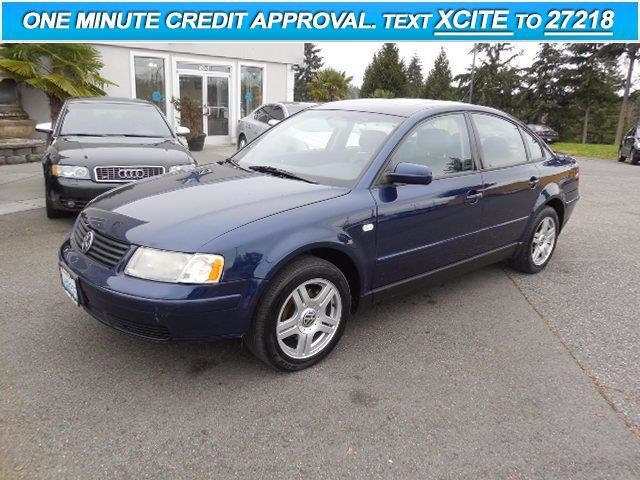 Used 2001 Volkswagen Passat GLX