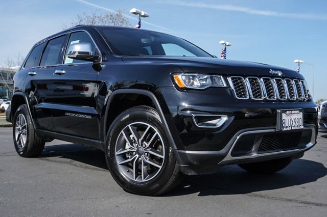 Used 2020 Jeep Grand Cherokee Limited 4x4