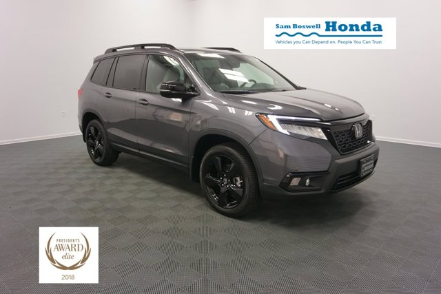New 2020 Honda Passport in Enterprise, AL