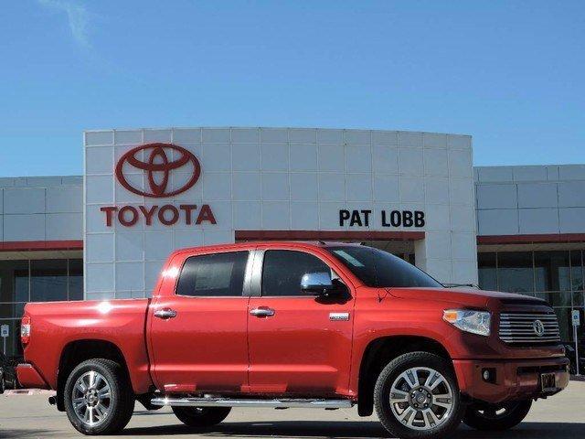 New 2017 Toyota Tundra in McKinney, TX