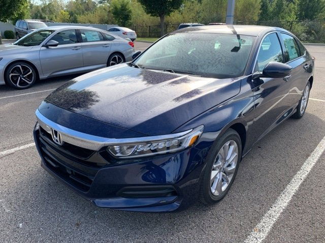 New 2020 Honda Accord Sedan in Fishers, IN