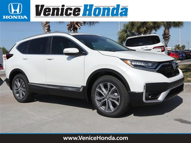 New 2020 Honda CR-V in Venice, FL