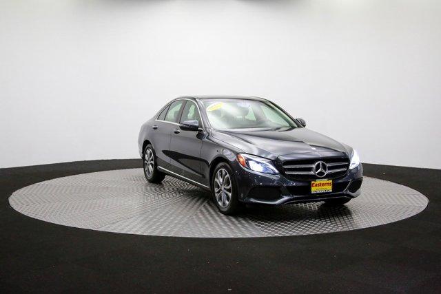 2016 Mercedes-Benz C-Class for sale 123147 45