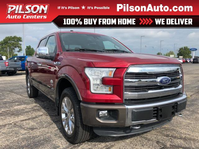 Used 2016 Ford F-150 in Mattoon, IL