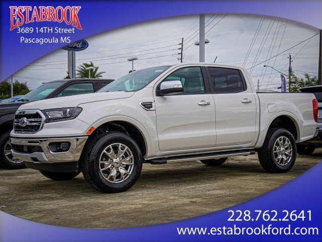 New 2020 Ford Ranger in , MS