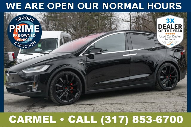 Used 2017 Tesla Model X in Indianapolis, IN