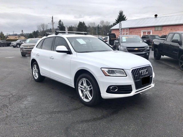 Used 2017 Audi Q5 in Sumner, WA