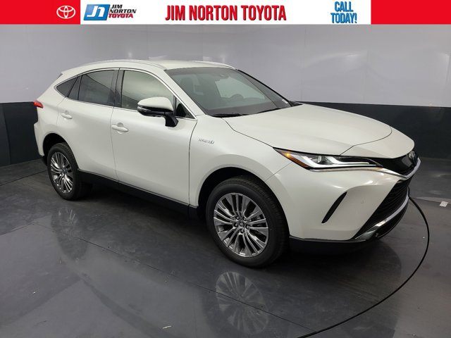 New 2021 Toyota Venza in Tulsa, OK