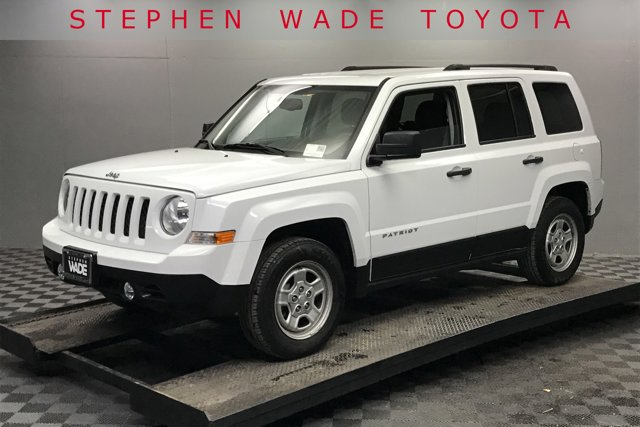 Used 2017 Jeep Patriot in St. George, UT