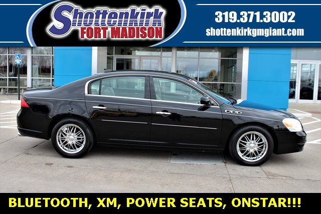 Used 2011 Buick Lucerne in Fort Madison, IA