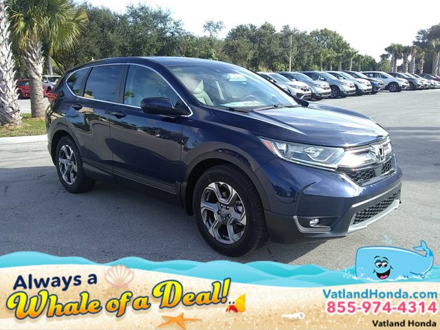 New 2019 Honda CR-V in Vero Beach, FL