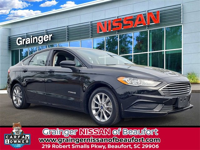 Used 2017 Ford Fusion Hybrid in Beaufort, SC