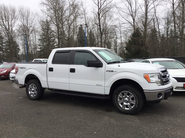 Used 2014 Ford F-150 2WD SuperCab 145 XLT