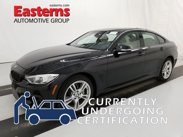 2017 BMW 4 Series 430i xDrive M-Sport Gran Coupe Hatchback