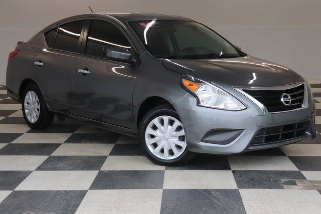 Used 2018 Nissan Versa in Paris, TX