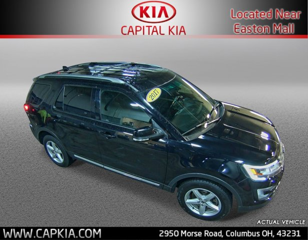 Used 2017 Ford Explorer in Columbus, OH