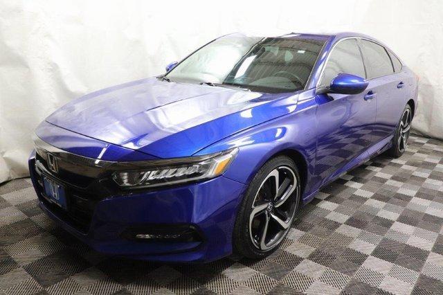 Used 2018 Honda Accord Sedan in Akron, OH