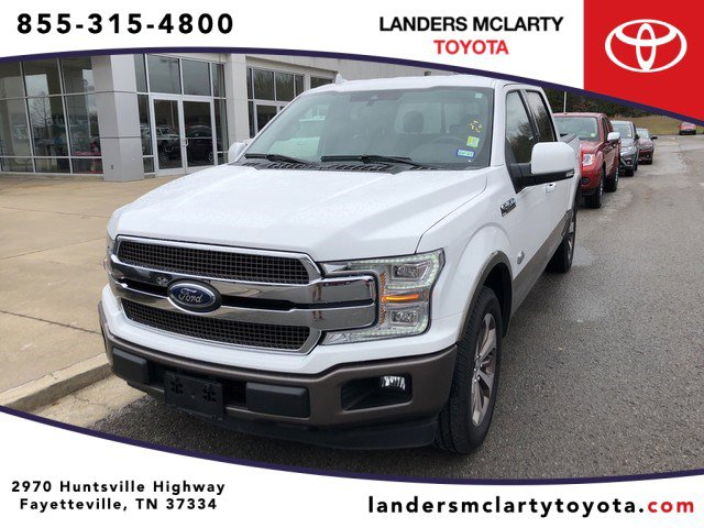 Used 2019 Ford F-150 in Fayetteville, TN