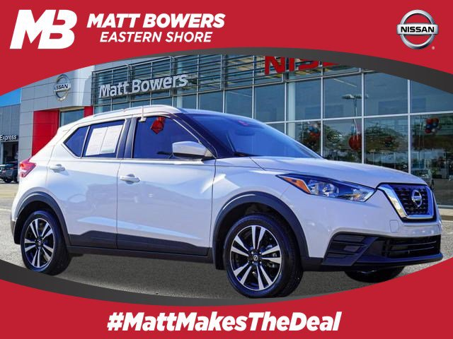 Used 2019 Nissan Kicks in New Orleans, and Slidell, LA
