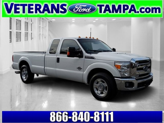2016 Ford Super Duty F-250 SRW XLT Extended Cab Pickup