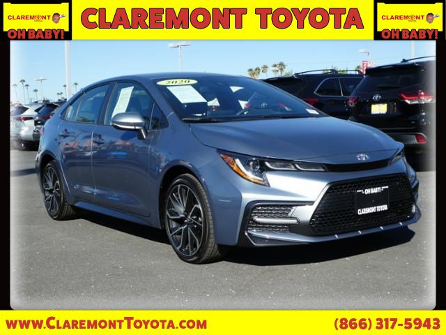 Used 2020 Toyota Corolla in Claremont, CA