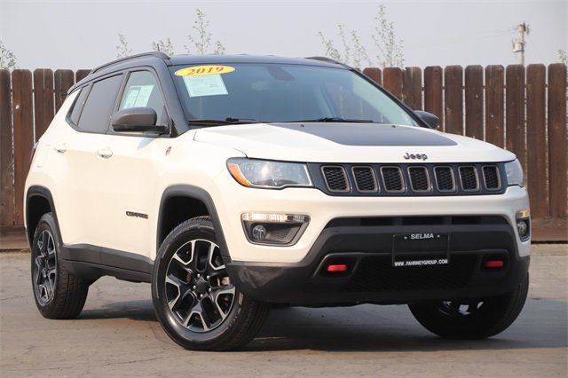 2019 Jeep Compass Trailhawk Trailhawk 4x4 Regular Unleaded I-4 2.4 L/144 [2]