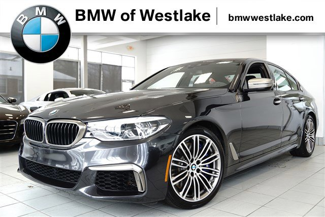 Used 2018 BMW 5 Series in Cleveland, OH