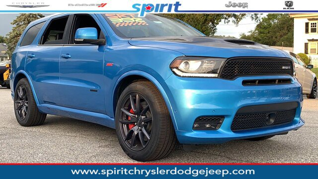 New 2018 Dodge Durango in Swedesboro, NJ