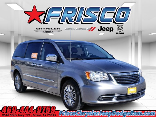 2016 Chrysler Town amp Country Touring-L