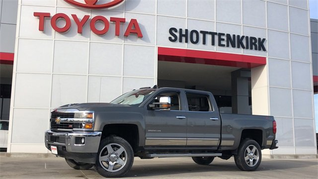 Used 2017 Chevrolet Silverado 2500HD in Quincy, IL