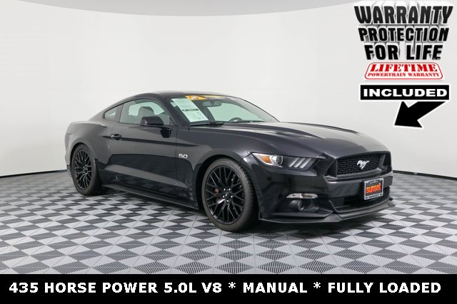 Used 2015 Ford Mustang in Sumner, WA